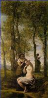 Jean-Baptiste-Camille Corot painting
