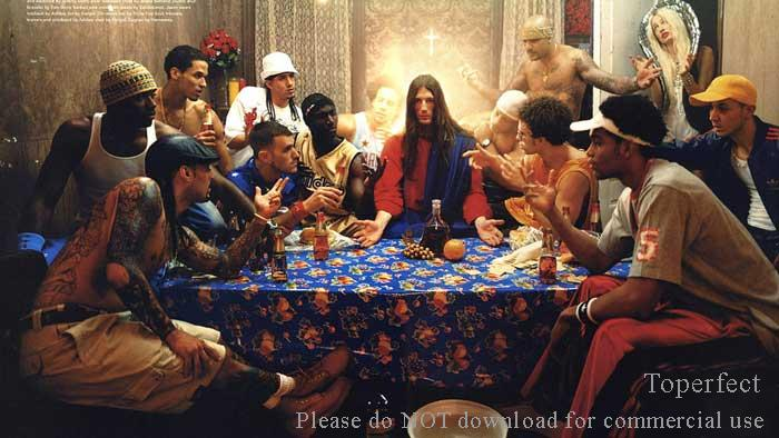about the Last Supper