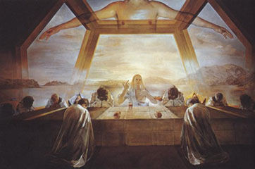 the painting the Last Supper