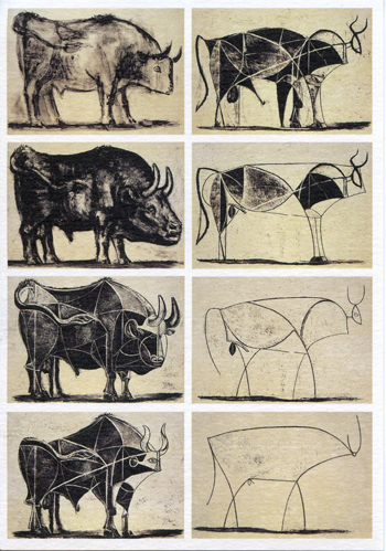 Picasso Bull