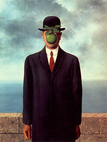 The Son of Man Rene Magritte