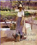 Theodore Robinson paintings