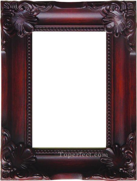 Oil Paintings of 0Wcf011 wood painting frame corner Art for sale by ...