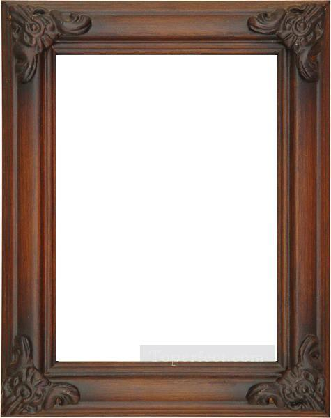 Oil Paintings of 0Wcf026 wood painting frame corner Art for sale by ...