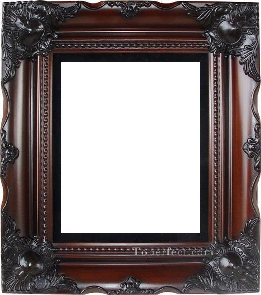 Oil Paintings of 0Wcf036 wood painting frame corner Art for sale by ...