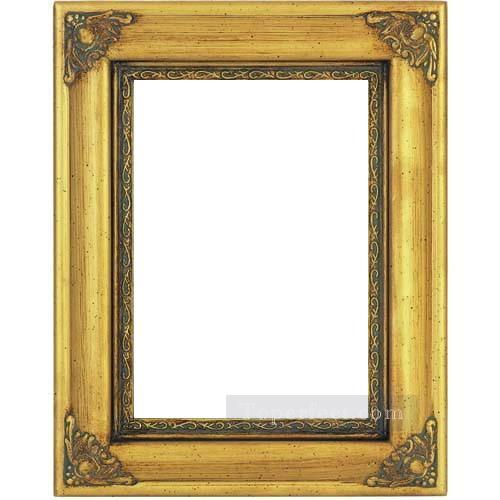 Oil Paintings of 0Wcf038 wood painting frame corner Art for sale by ...
