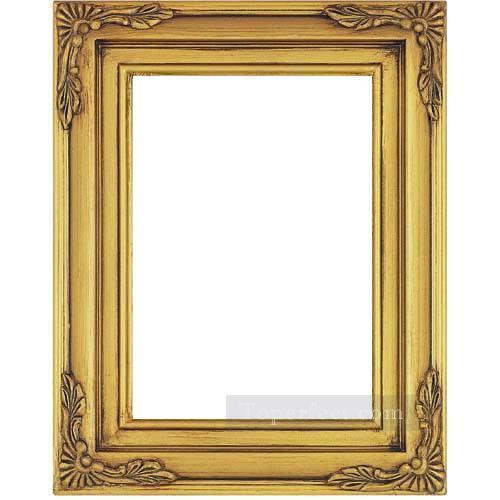 Of 0wcf043 wood painting frame corner art for sale by artists