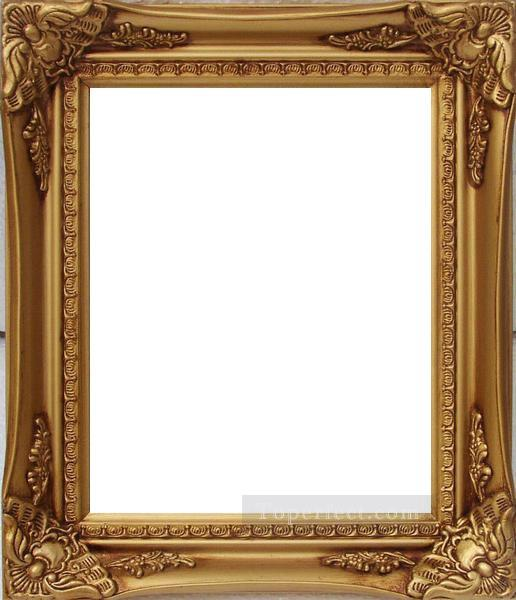 Oil Paintings of 0Wcf092 wood painting frame corner Art for sale by ...