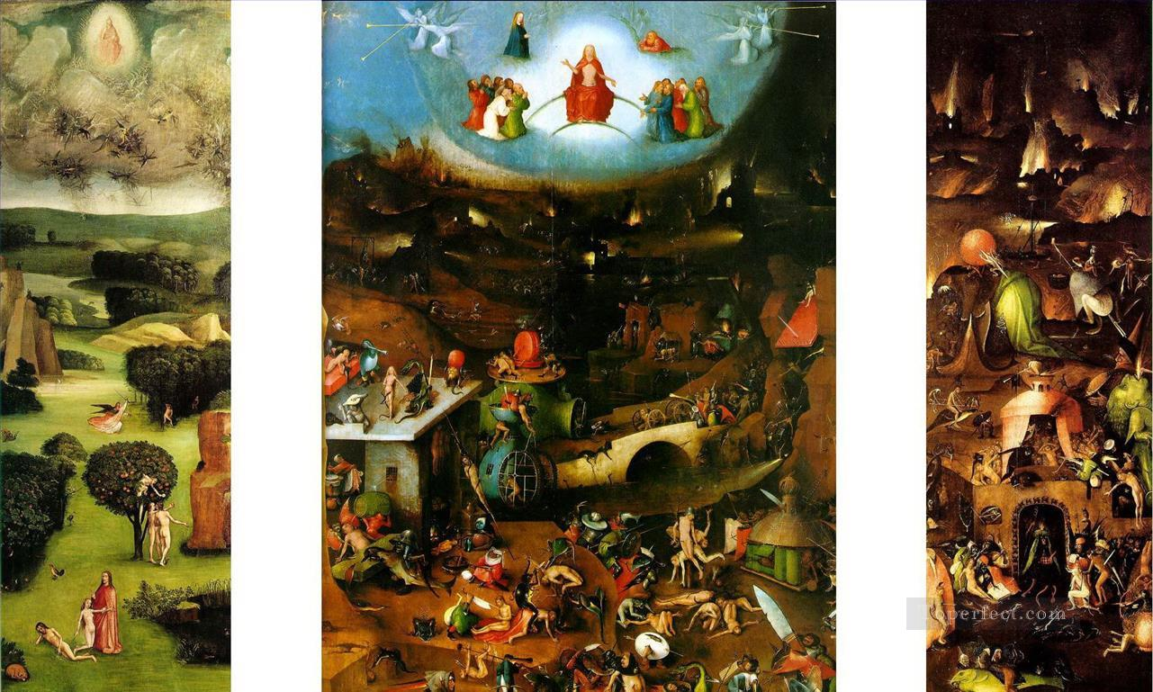 Bosch paintings