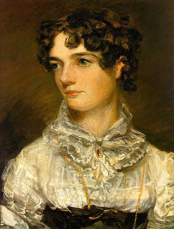 4 Maria Bicknell Romantic woman John Constable