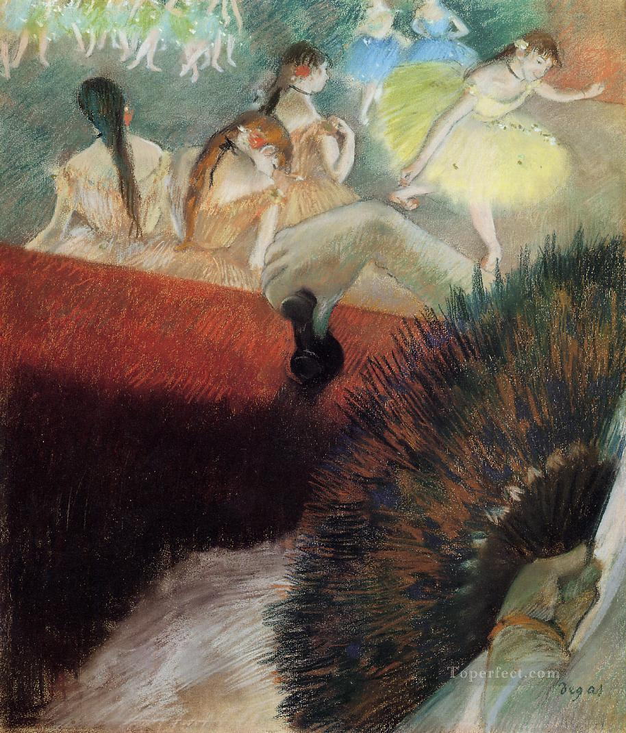 6 At the Ballet Impressionism ballet dancer Edgar Degas