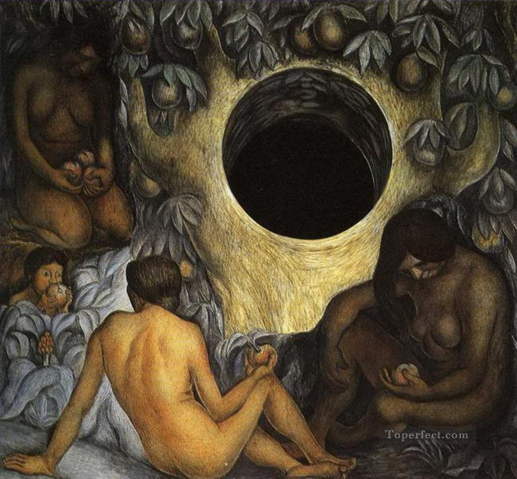 5 the abundant earth 1926 Diego Rivera