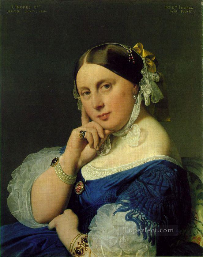4 ramel Neoclassical Jean Auguste Dominique Ingres