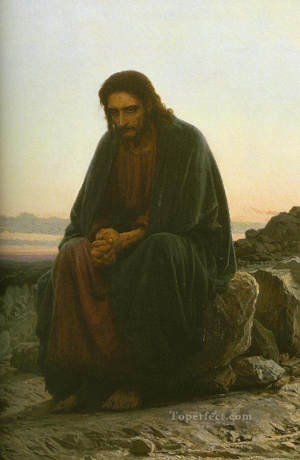 4 Christ Democratic Ivan Kramskoi