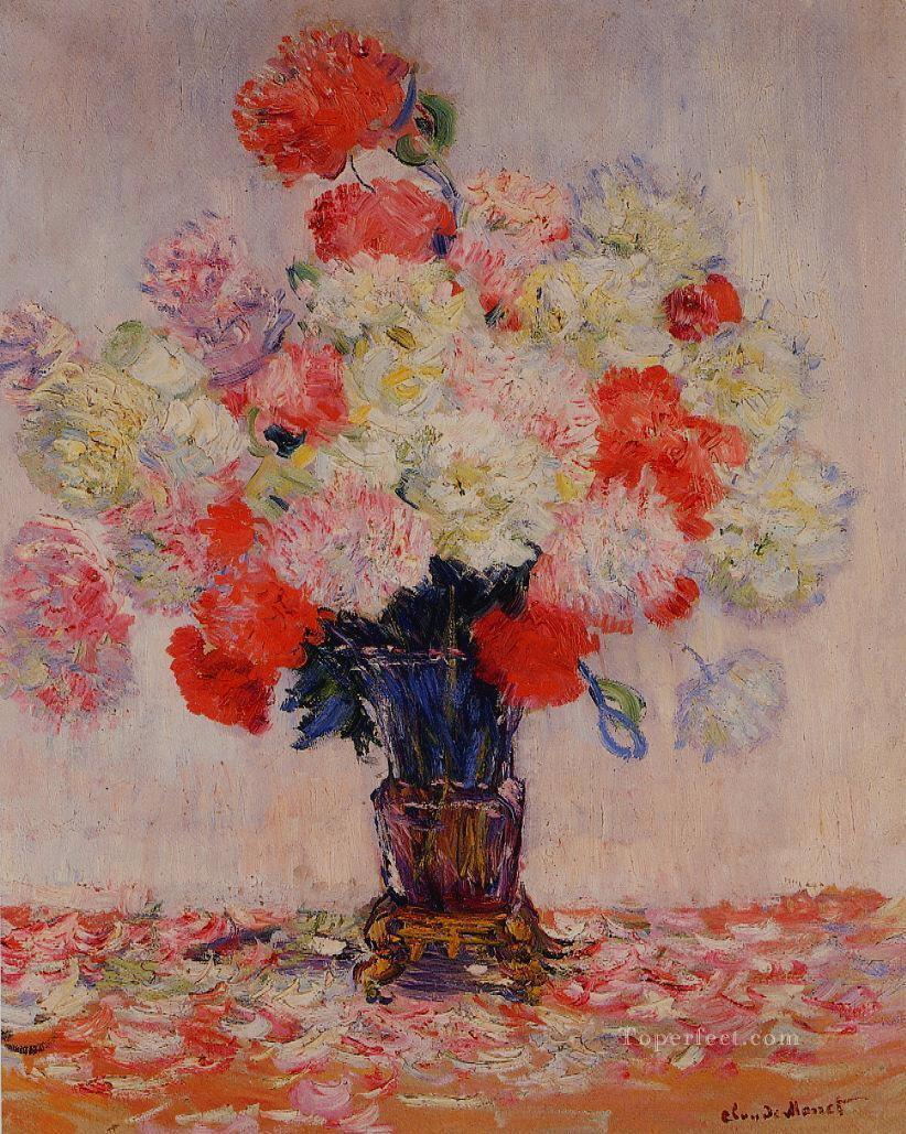2 Vase of Peonies Claude Monet