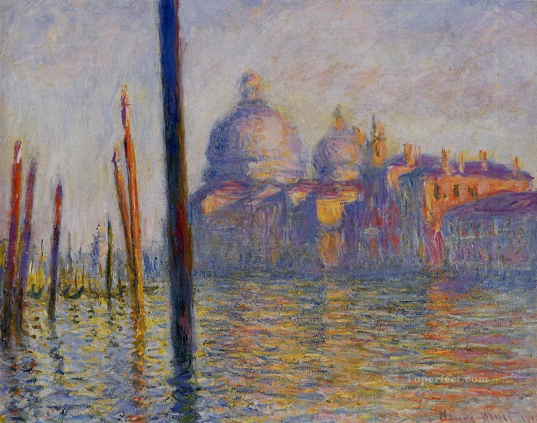 3 The Grand Canal III Claude Monet