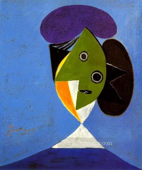 Oil Paintings of 1 Buste de femme 1935 Pablo Picasso Art for sale by ...