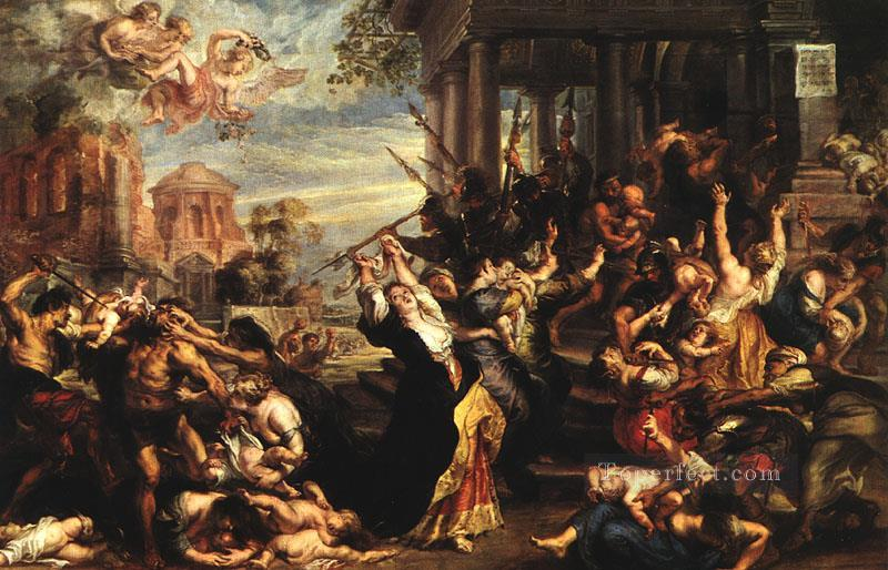 0 Massacre of the Innocents Baroque Peter Paul Rubens