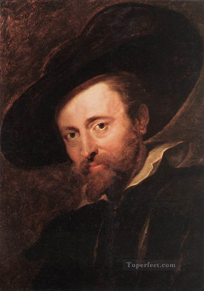 4 Self Portrait 1628 Baroque Peter Paul Rubens