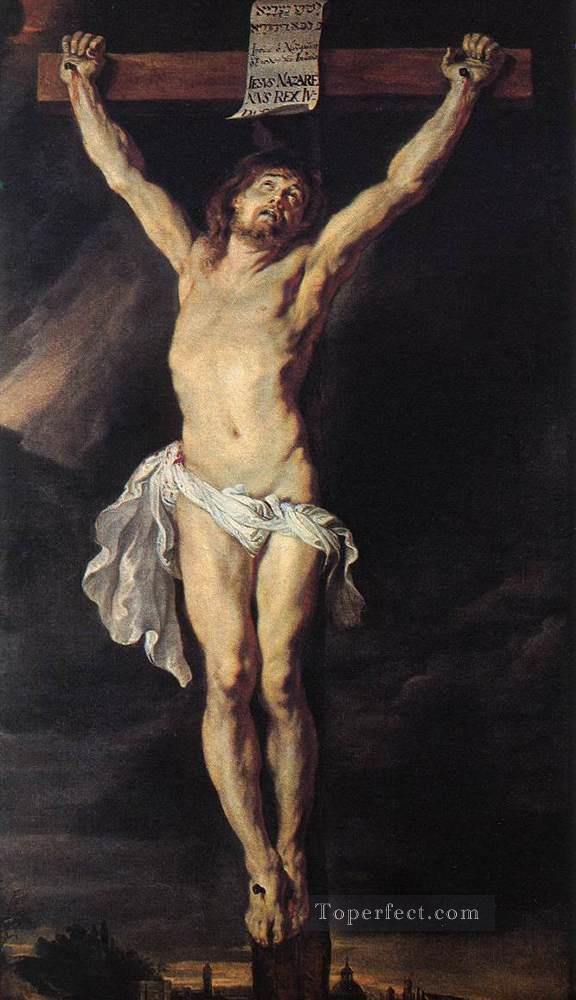 4 The Crucified Christ Baroque Peter Paul Rubens