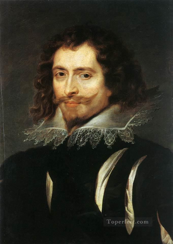 4 The Duke of Buckingham Baroque Peter Paul Rubens