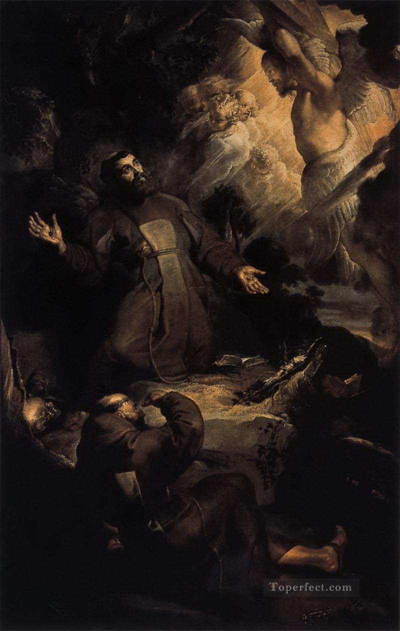 6 the stigmatization of st francis Peter Paul Rubens