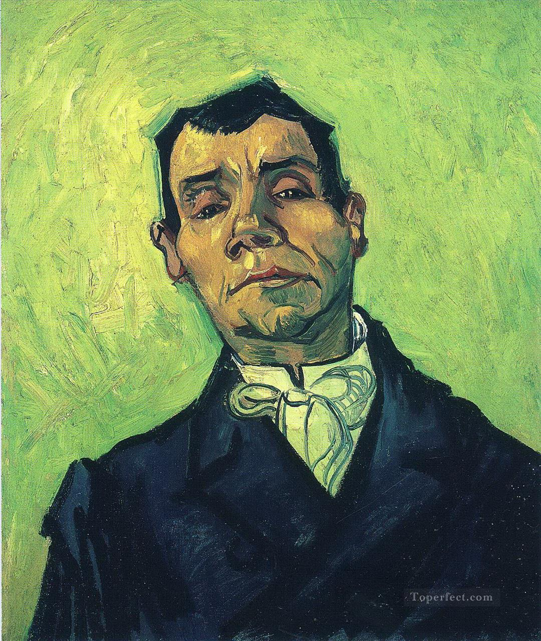4 Portrait of a Man Vincent van Gogh