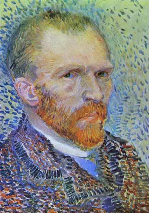 4 Self portrait Vincent van Gogh