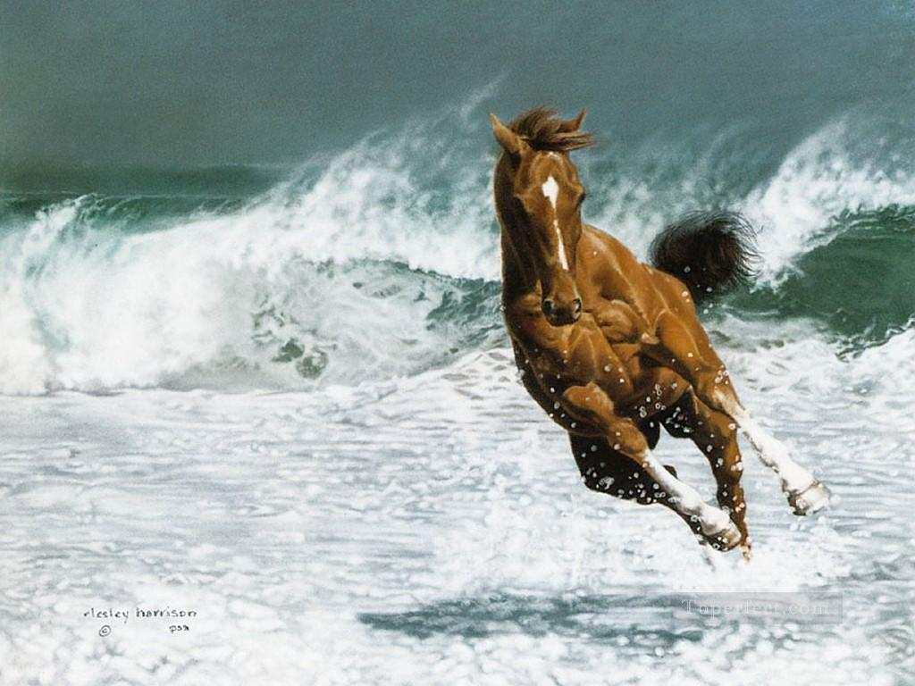 running horse paintings