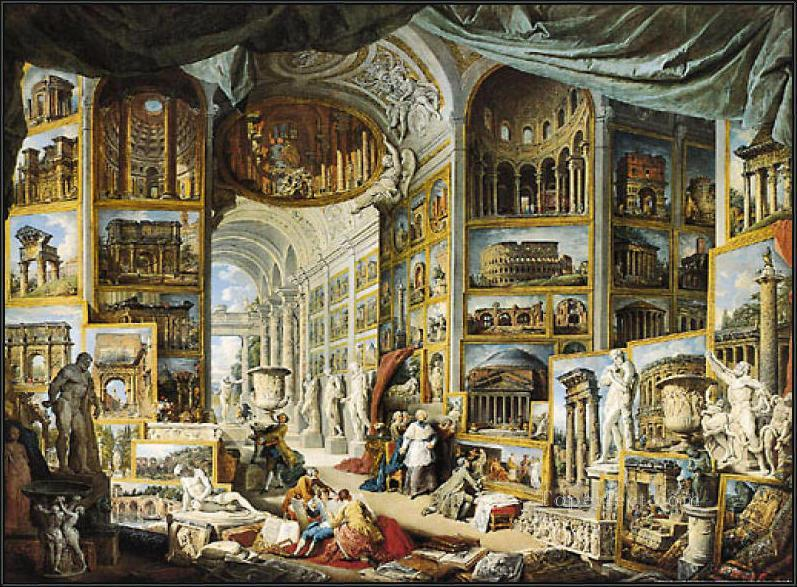 Oil Paintings Of GdadD Classical Oil Painting Rococo Classic - Rococo painting