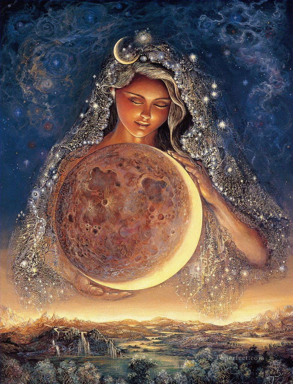 5 JW goddesses moon goddess Fantasy