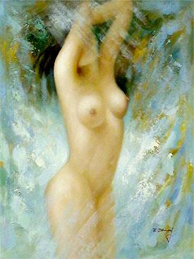 3nd031eB impressionism female nude